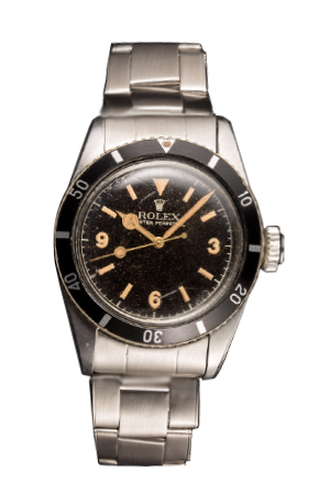 Sell Vintage Rolex in London