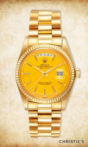 vintage Rolex Day-Date Reference 1803